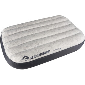 Sea to Summit Aeros Down Coussin Deluxe, grey